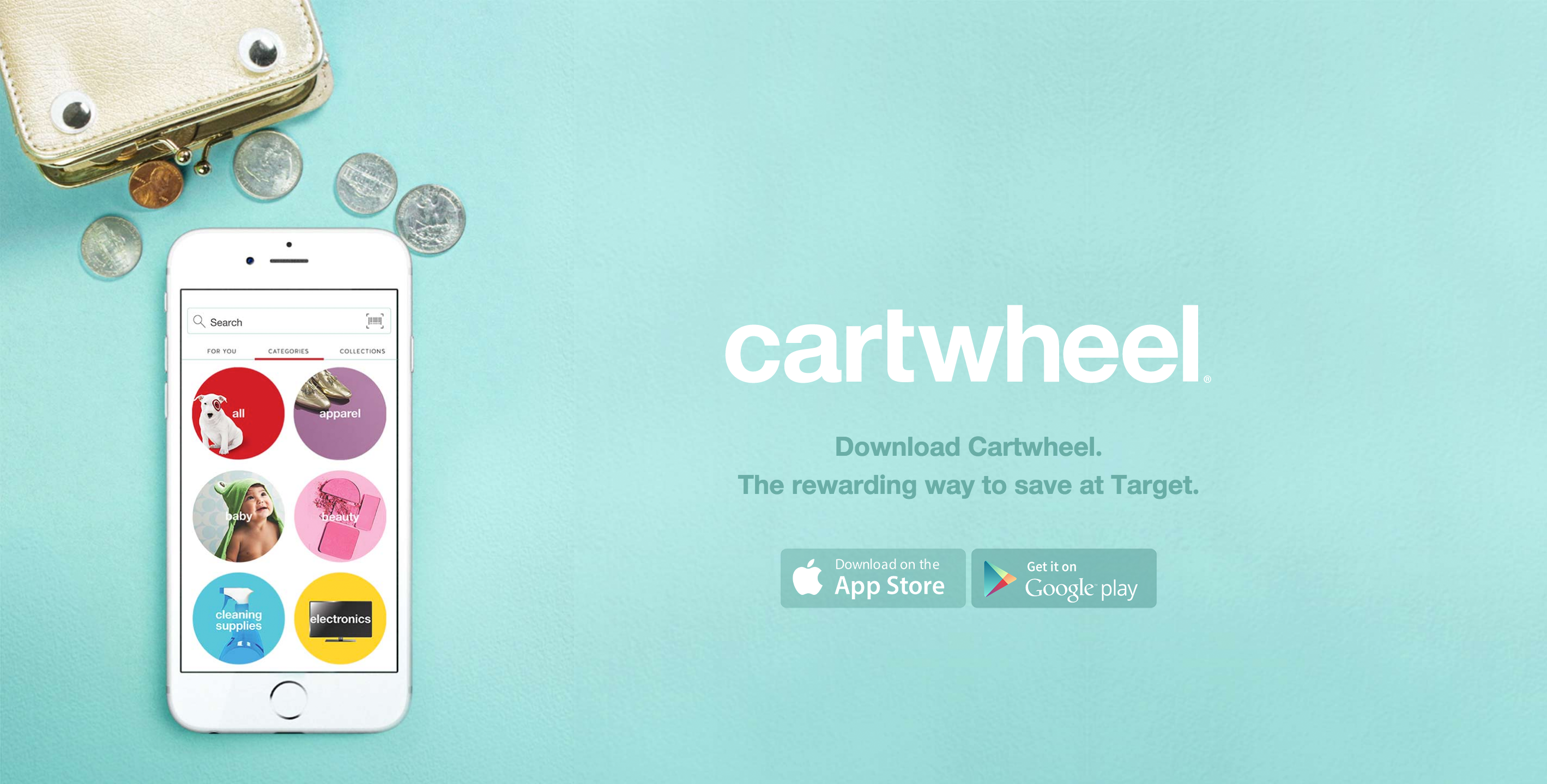Cartwheel 2016 Redesign