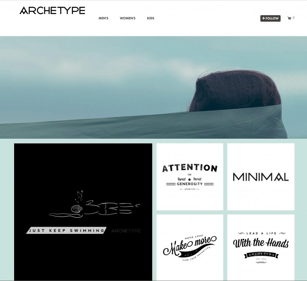 Archetype | Artist Shop